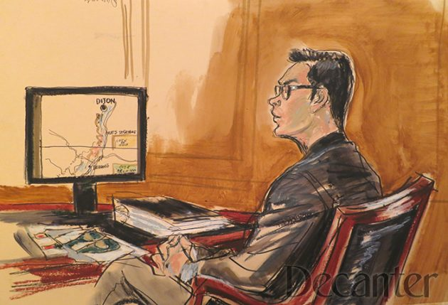 Rudy Kurniawan trial day four