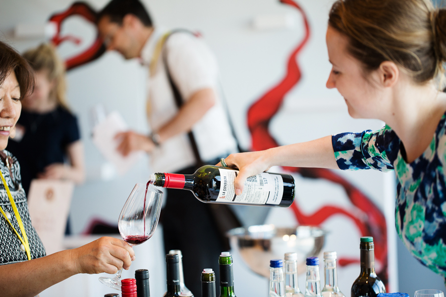 Decanter World Wine Awards Consumer Tasting 2014
