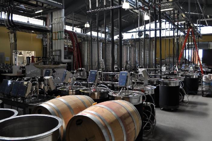 UC Davis winery