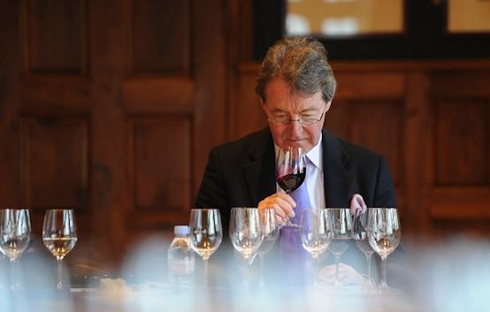 Steven Spurrier Bordeaux 2012