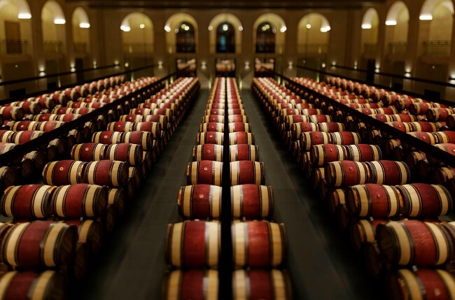 Château Montrose wine