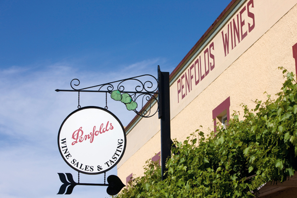 Australia producers, Penfolds
