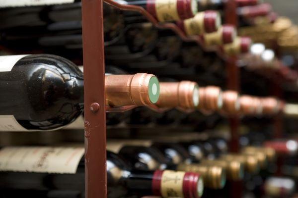 Bordeaux fine wine