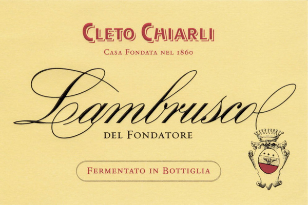 what is Lambrusco