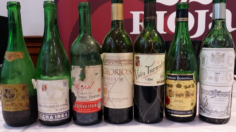 Rioja 1964 vintage