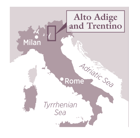 Decanter travel guide TrentinoAlto Adige Italy Decanter