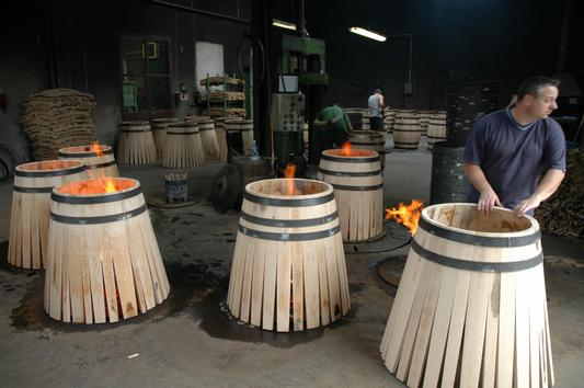 Coopers and barrels