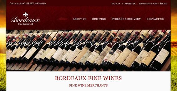 Bordeaux Fine Wines Ltd