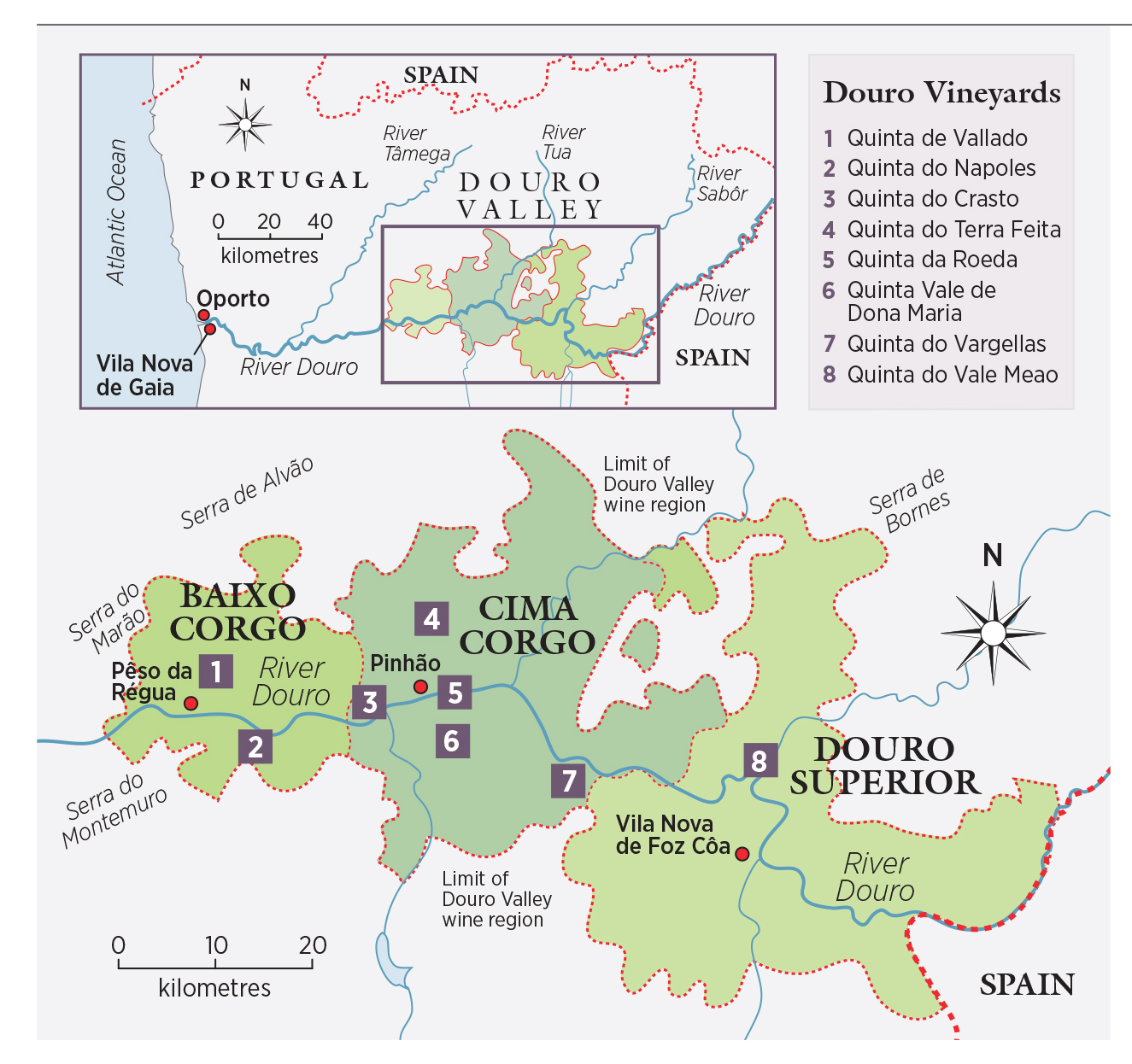 portuguese wine country gallery