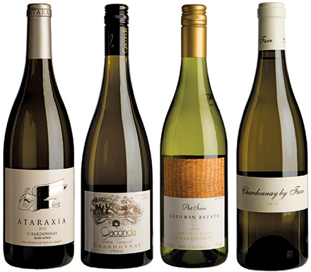 Best Chardonnays outside Burgundy