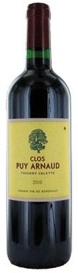 Clos Puy Arnaud, Castillon