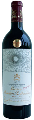 Medoc Crus Classes, Chateau Mouton Rothschild
