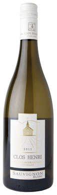 New Zealand Sauvignon Blanc, Clos Henri Marlborough 2011