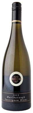 New Zealand Sauvignon Blanc, Kim Crawford SP Spitfire Marlborough 2012