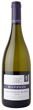 New Zealand Sauvignon Blanc, Rippon Wanaka Central Otago 2012