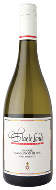 New Zealand Sauvignon Blanc, Staete Landt Annabel Rapaura Marlborough 2012