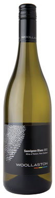 New Zealand Sauvignon Blanc, Woollaston Nelson 2012