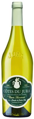 Jura wine, Claude et Cédric Joly Cuvée Ancestrale Côtes du Jura 2008