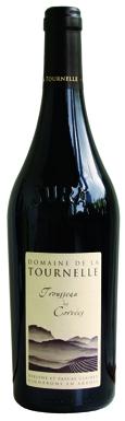 Jura wine, Domaine de la Tournelle Trousseau des Corvées Arbois 2011