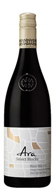 Ara Select Blocks Pinot Noir, Marlborough 2012