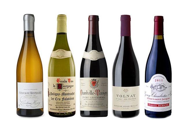 Top Value Burgundy 2011