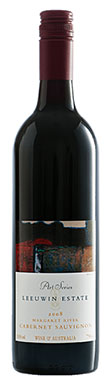 Leeuwin Estate, Art Series Cabernet Sauvignon, Margaret River 2008