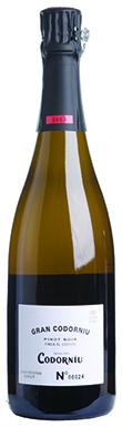 Codorníu, Gran Cordorníu Gran Reserva Chardonnay, Cava 2009
