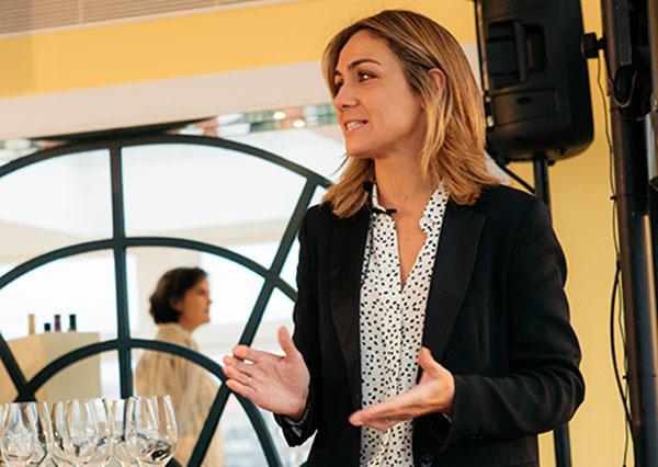 Beatriz Machado DWWA Judge