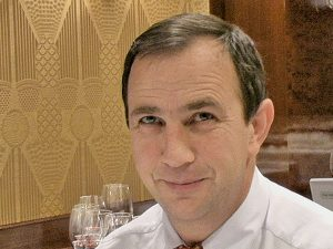 DWWA Regional Chair: Bernard Burtschy