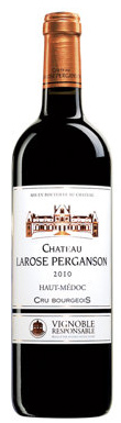 Chateau-Larose-Perganson-2010