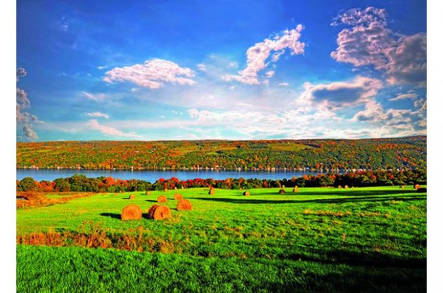 Finger Lakes travel guide