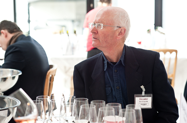 DWWA Judge: Mark Savage MW