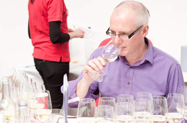 DWWA Judge: Simon Woods