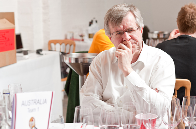 DWWA Judge: Ulf Sjodin MW