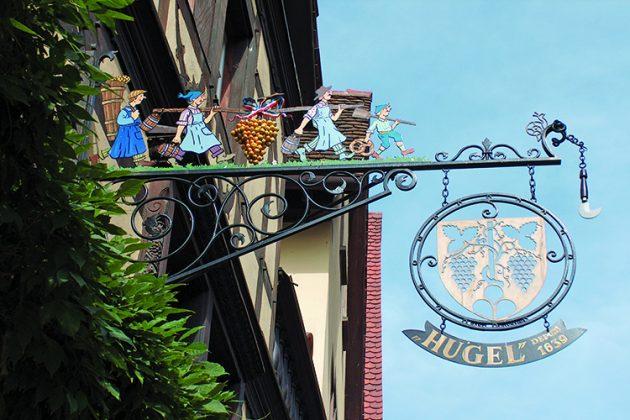 Hugel, Alsace