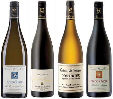 Vernay wines