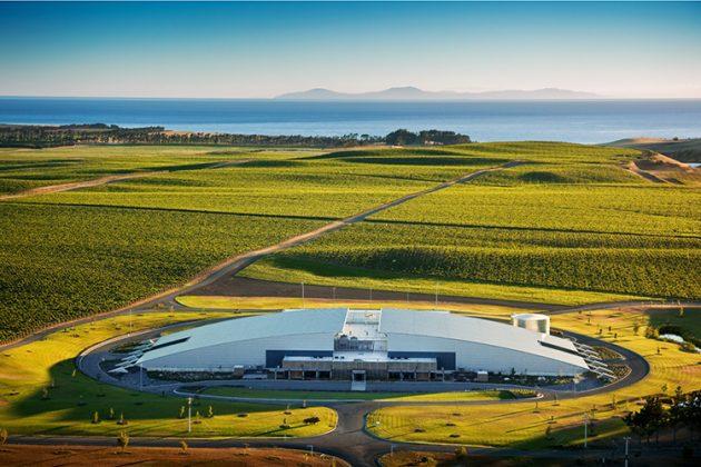 Yealands Winery, New Zealand