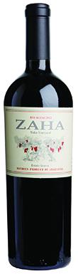 55 Malbec, Zaha, Toko Vineyard Red Blend, La Consulta,