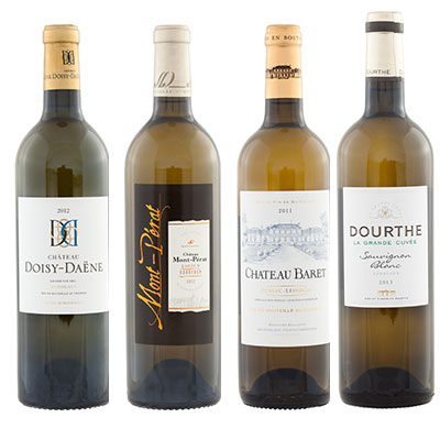 Bordeaux dry whites