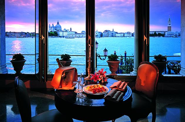 Oro resturant, Venice