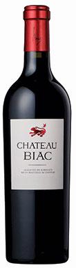 Château Biac, Cadillac Côtes de Bordeaux 2010
