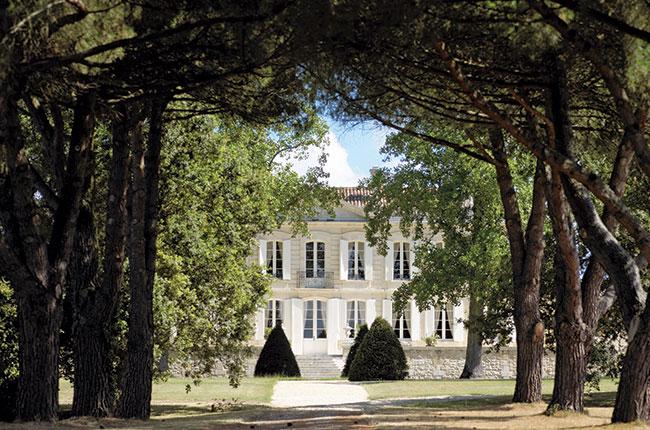 Chateau de La Dauphine, Fronsac