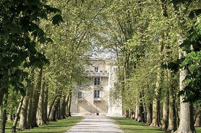 Chateau de Lamarque