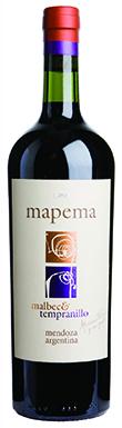 Mapema, Malbec-Tempranillo, Mendoza