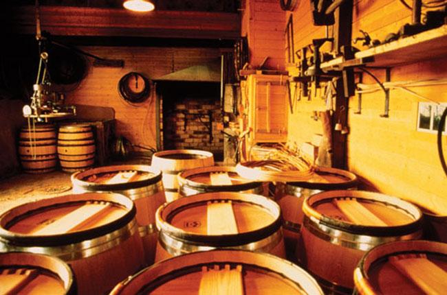 vanilla American oak, Oak barrels, oak ageing