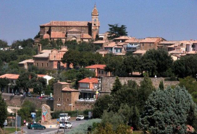Tuscany, Montalcino
