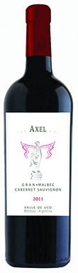 Ocaso Winery, Axel, Malbec-Cabernet Sauvignon, Tupungato