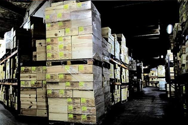 Wine Storage UK & Wine Storage UK - Decanter