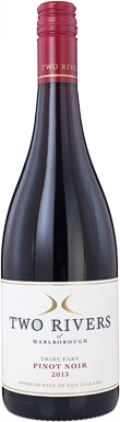 Two Rivers, Tributary Pinot Noir, Marlborough, New Zealand 2013