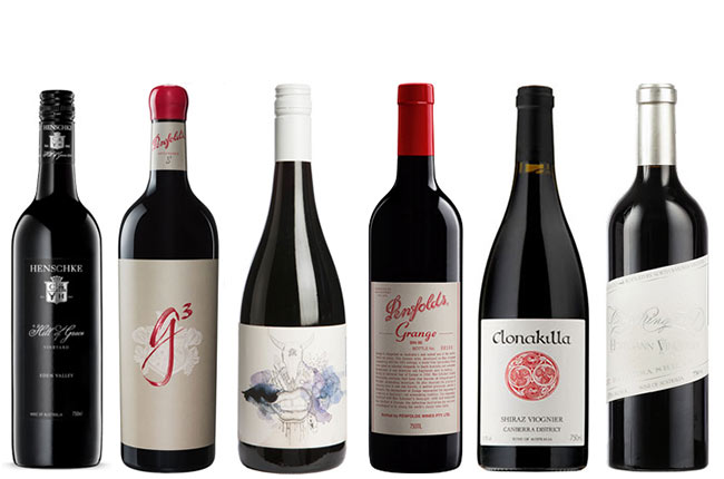 Best Australian Shiraz